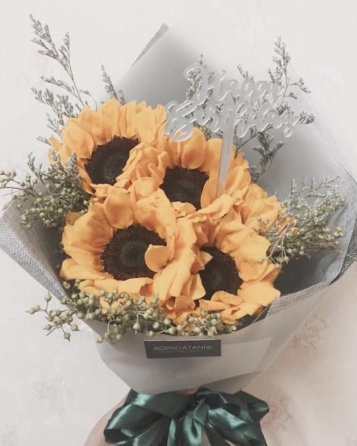 Sắc Màu Tuyệt Đẹp Của Nhiều Bông Hoa Đua Nở